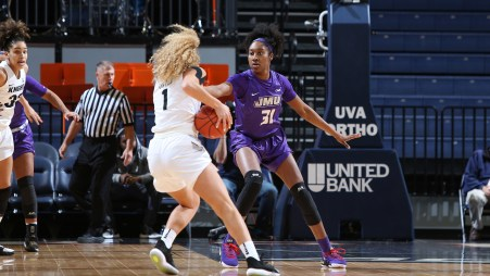Kayla Cooper-Williams - Women's Basketball - James Madison ...