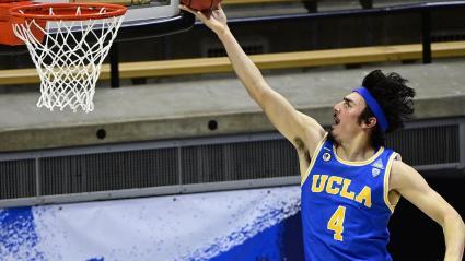 Jaime Jaquez Jr. - Men's Basketball - UCLA