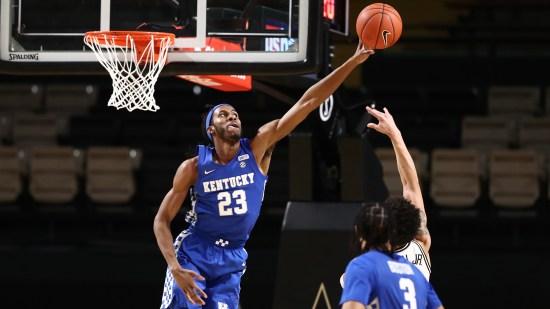 Isaiah Jackson - Men's Basketball - University of Kentucky Athletics