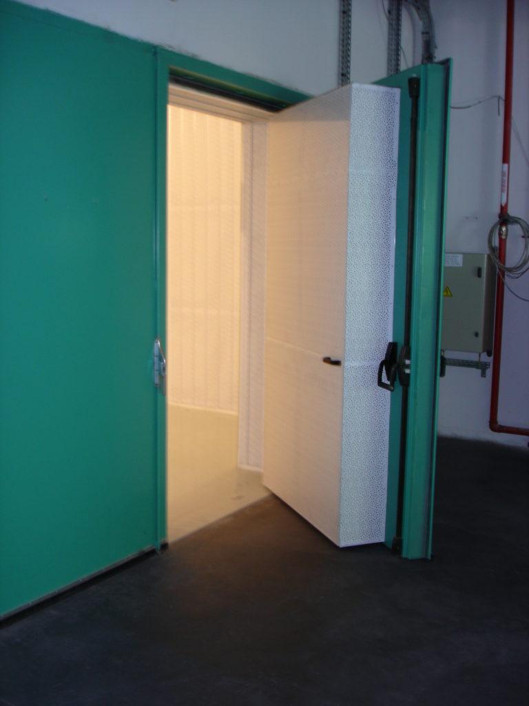 Soundproof Doors Db Vib Ingenierie