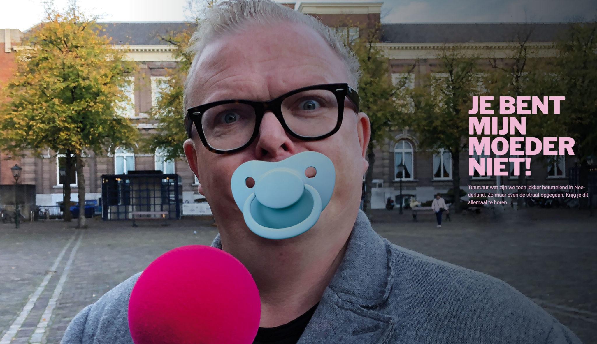 BPN spreekt steun uit voor Nee-derland campagne Jan Roos