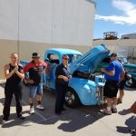 Hot Rod day at Malaga 2016