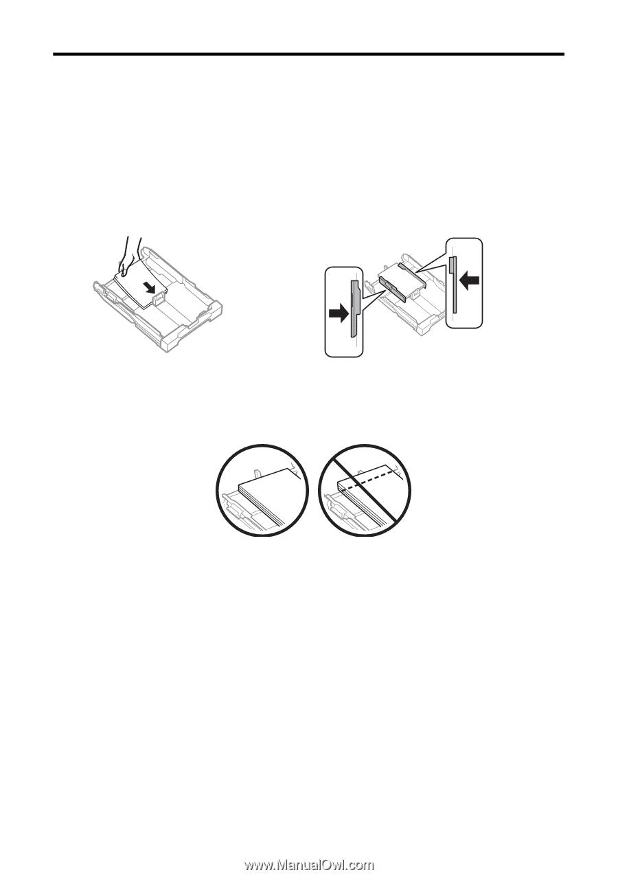 Epson Model Wf 3640 User's Manual