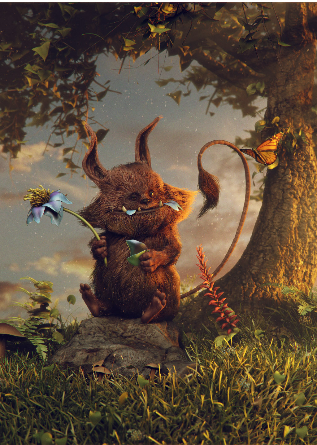 Cute Wallpapers Of All Kind Of Animals Cute And Furry Creature Daniel Bystedt S Blog