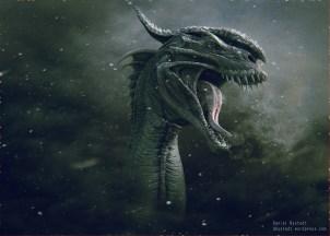 dragon render front