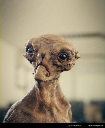alien bust 1