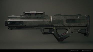 sci-fi rifle 002