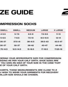 Size guide also xu perform run womens compression socks sigma sports rh sigmasports