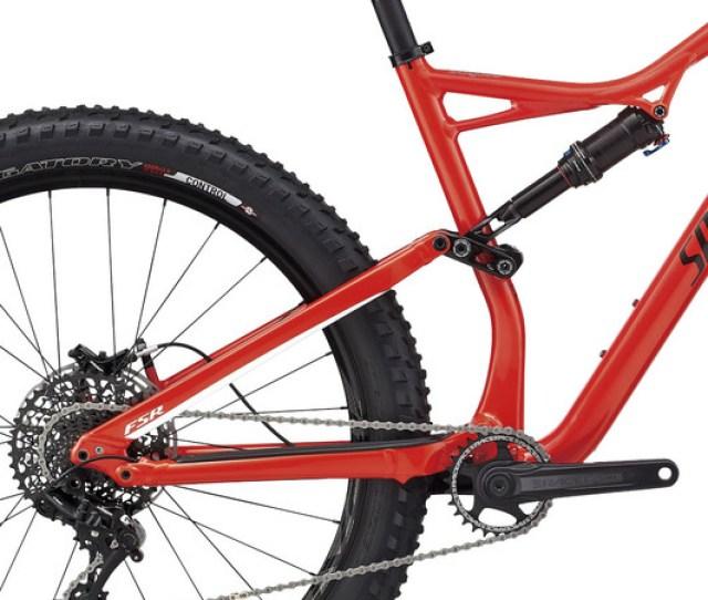 Specialized Stumpjumper Fsr Comp 6fattie Disc Mountain Bike 2017