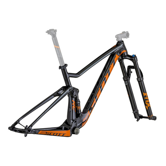 Scott Spark RC 900 Comp Mountain Bike Frame + FOX 32 Fork
