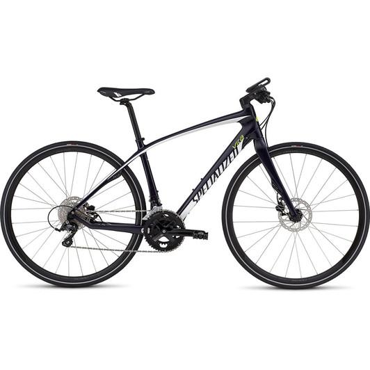 Specialized Vita Elite Carbon Disc Womens Hybrid Bike 2016