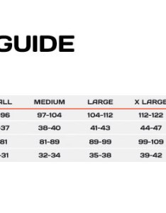 Size guide also xu perform front zip trisuit sigma sports rh sigmasports