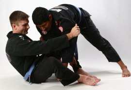 Photo: BJJ Training