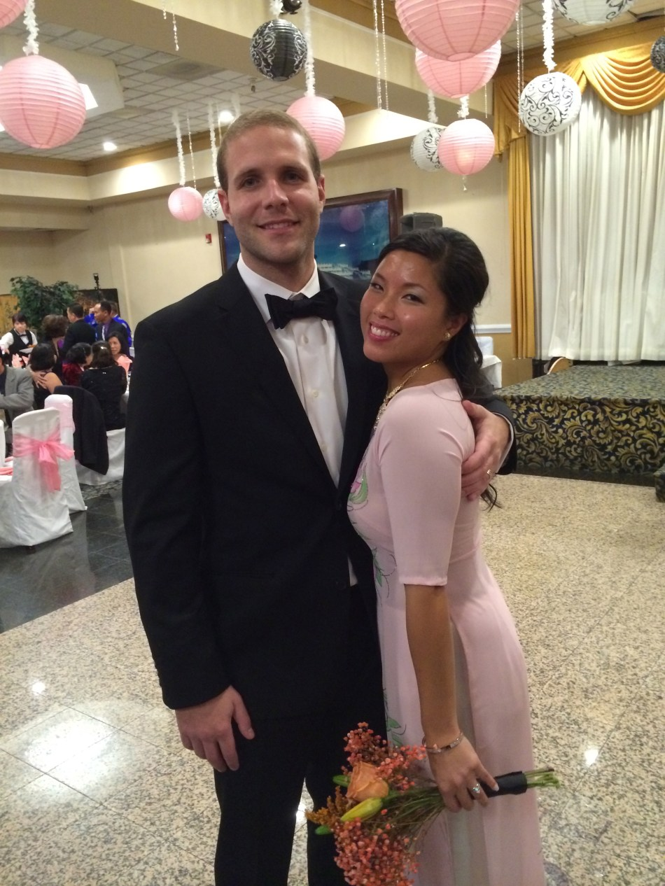 Liz and Nick
