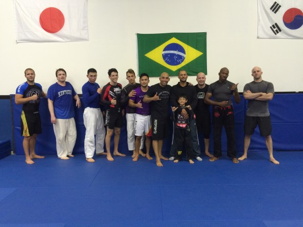 No gi group photo