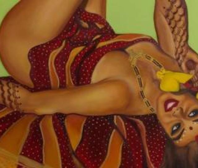 These Desi Pinup Girls Show The Indian Woman In A Sexually Liberated Light