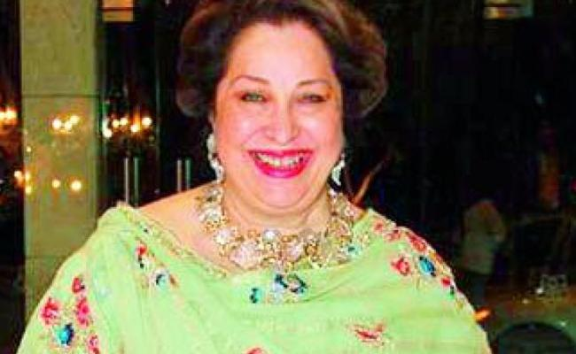 Raj Kapoor S Daughter To Revisit Book On Father