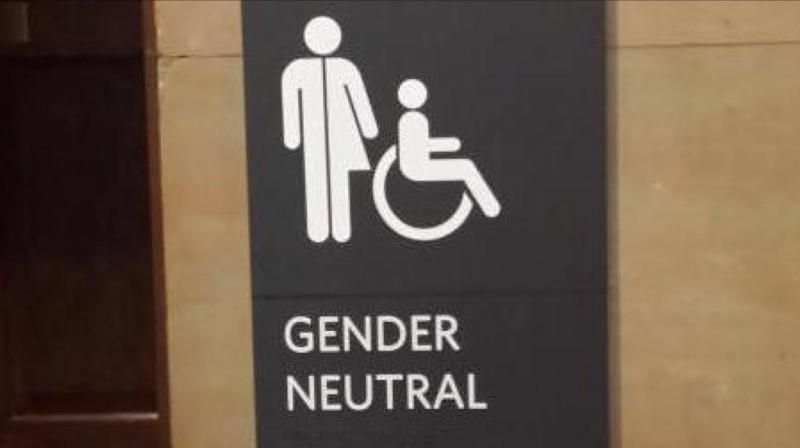 First genderneutral restroom opens at Los Angeles school