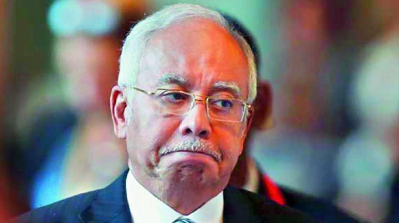 Image result for Najib Razak the next PM of Malaysia