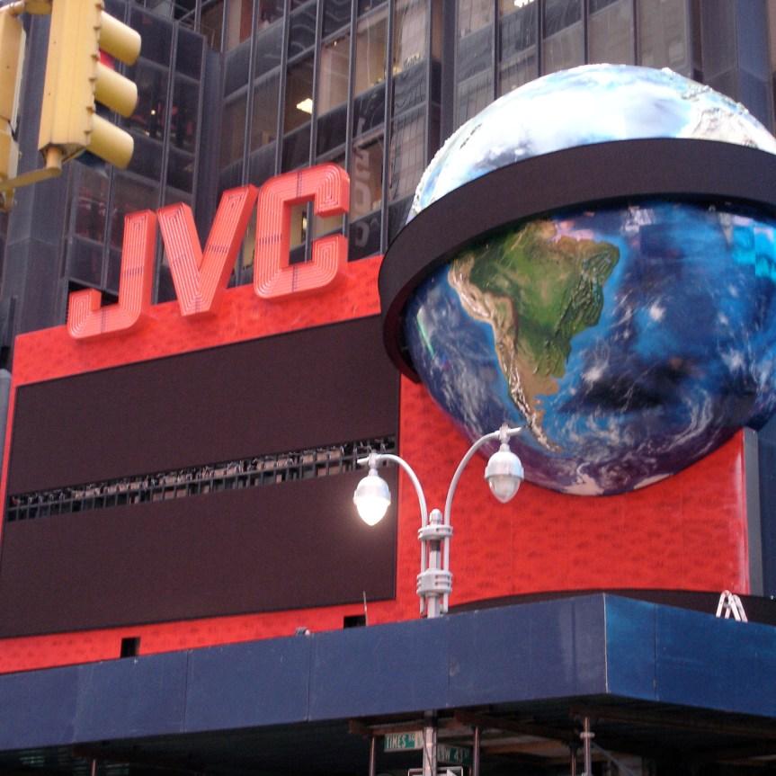 JVC Globe