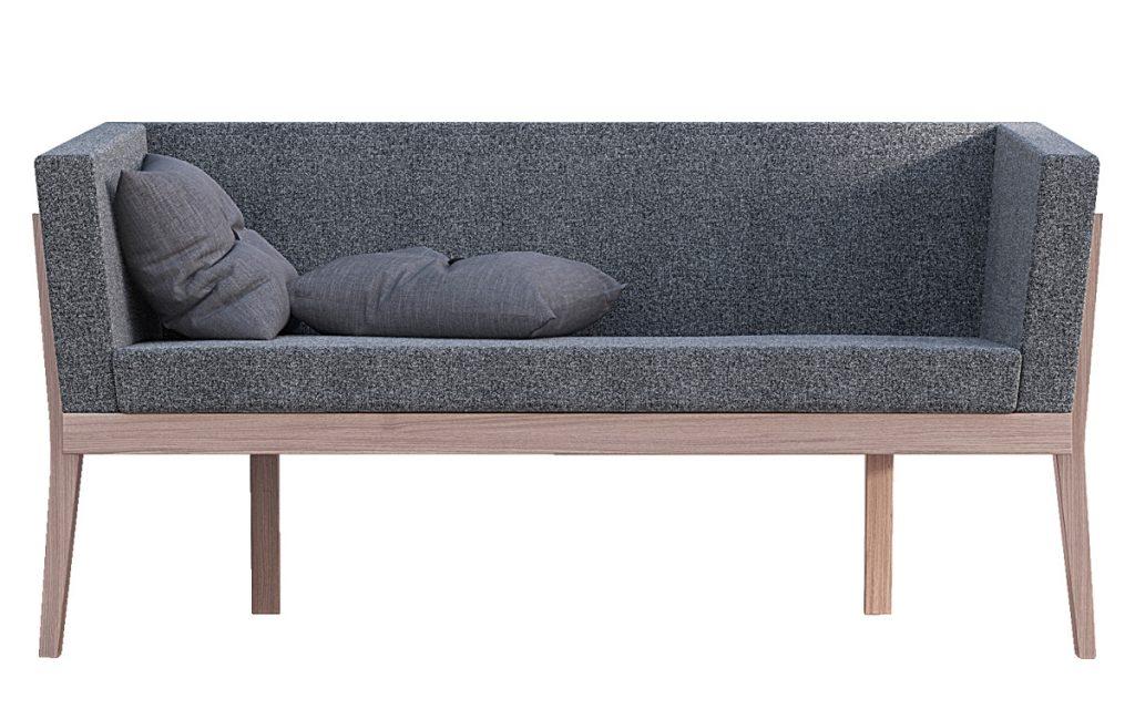 Moderne Sofa Serie Fra 2 Til 7 Personers Sofaer Egnet Til Plejesektoren