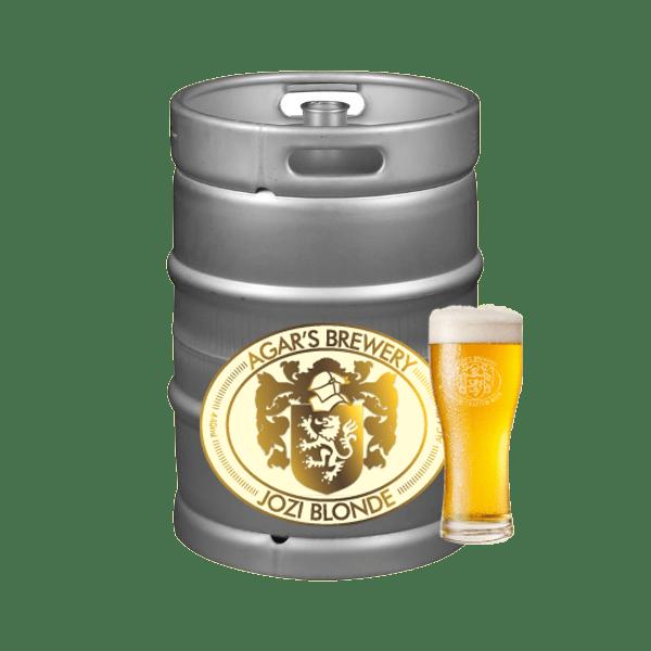 Agars Jozi Blonde Ale - 30L Keg