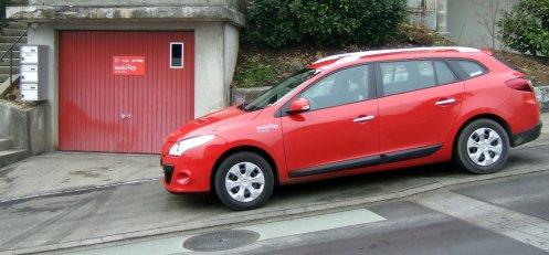Mobility-Kombi am Hofberg.