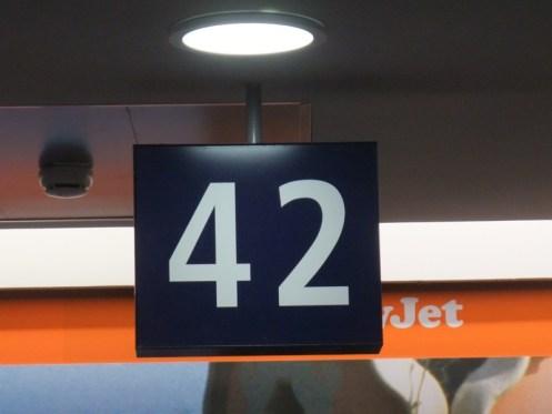 Warum diese Nummer am Euroairport bei meinem Bag-Drop?