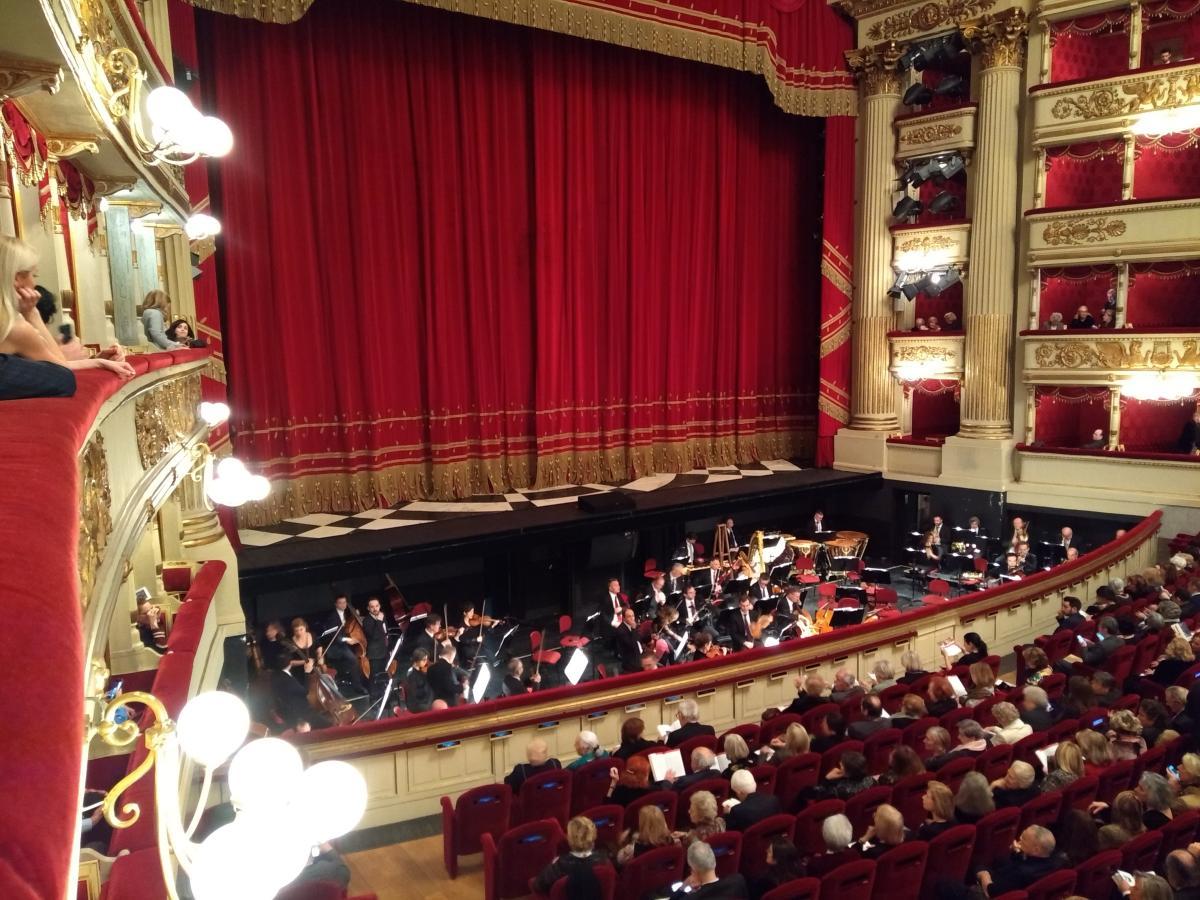 Teatro alla Scala: Die Fledermaus von Johann Strauss