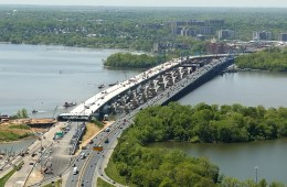The Montgomery County Council opposes a new Potomac River bridge crossing.