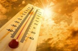 he National Weather Service in Sterling, Va. has determined that the season so far ranks as sixth-hottest in records dating to 1872.