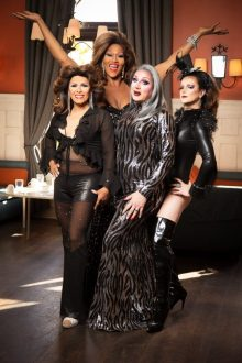 Perry's drag brunch