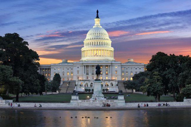 Washington, D.C. - Magazine cover