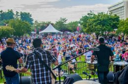 rosslyn jazz fest
