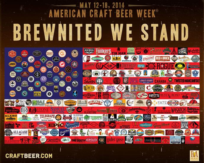 Celebrate American Craft Beer Week May 12 18 Drink Dc The Best Happy Hours Drinks Bars In Washington Dc