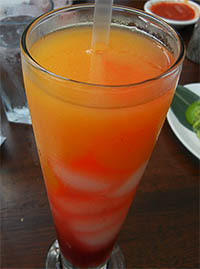 Myriad Margaritas at Mi Cocina New in Chevy Chase  Drink