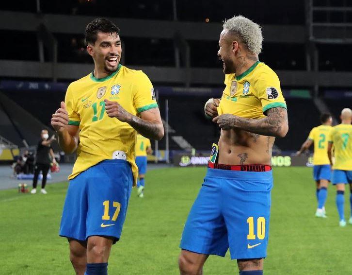 Con una sola duda, así formaría Brasil en la final de la Copa América ante la Argentina