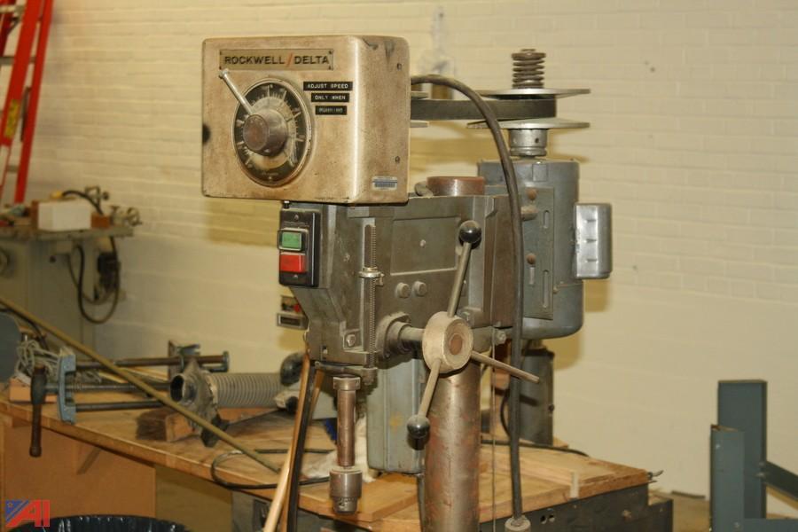 17 600 Drill Press