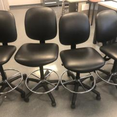 Drafting Table Chairs Hooker Office Chair Auctions International Auction Finger Lakes Community College Ny 16964 Item Tall