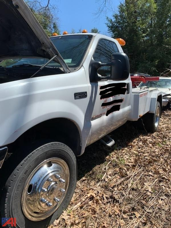 Bank Repo Tow Trucks Sale : trucks, Auctions, International, Auction:, Spring, Contractors, Sale-NY, #21259, ITEM:, Truck