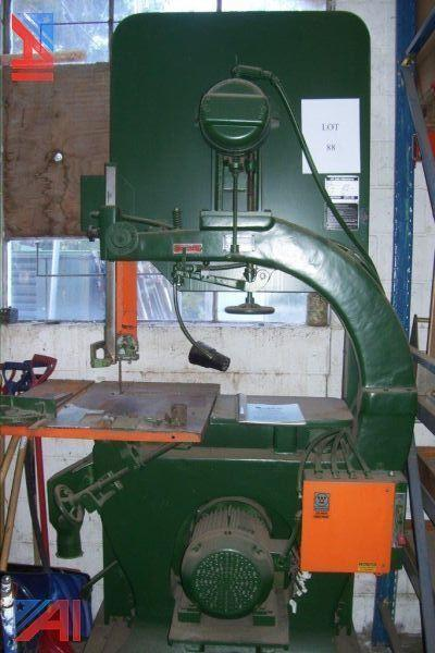 Northfield Bandsaw For Sale