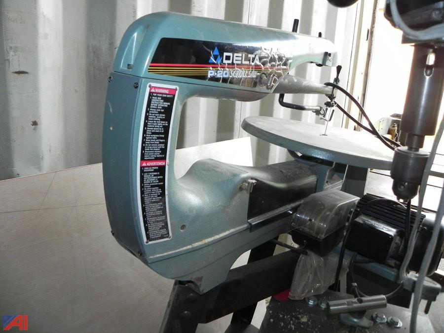 Delta P20 Scroll Saw For Sale