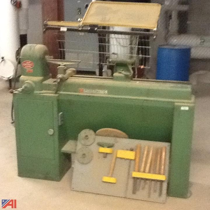 Powermatic 90 Wood Lathe Manual