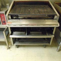 Magic Kitchen Grill The Honest Coupon Auctions International Auction Monroe 2 Boces 11380 Item Char Broiler