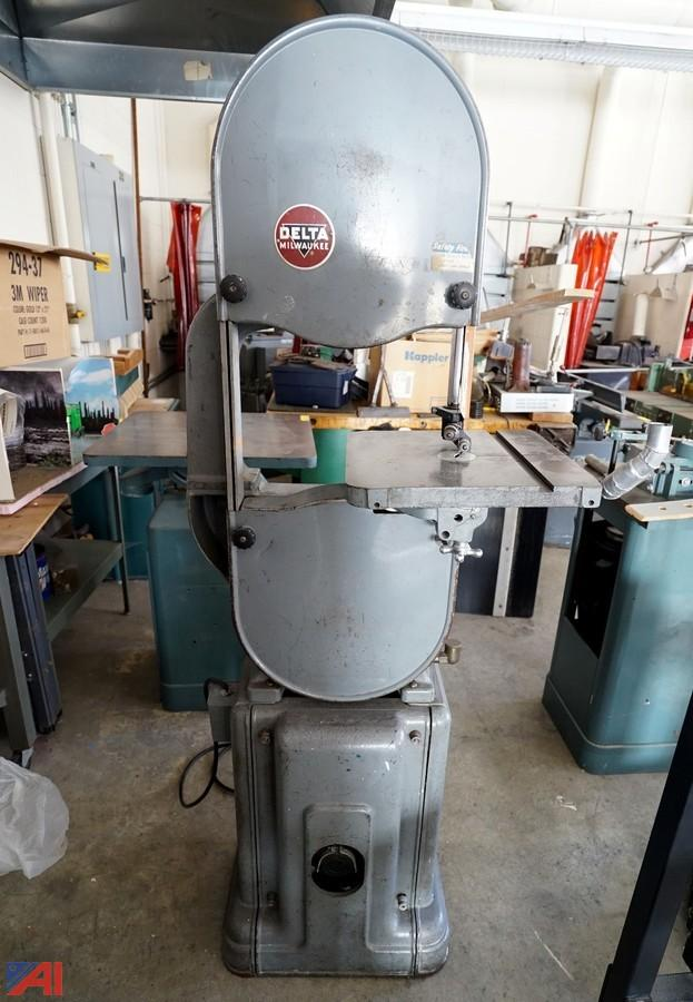 Rockwell 14 Bandsaw For Sale