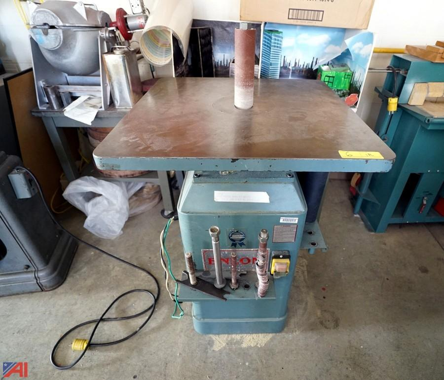 Wilton Spindle Sander
