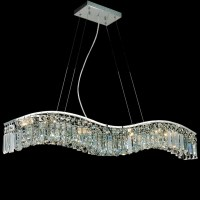 Modern Rectangular Chandeliers | www.imgkid.com - The ...