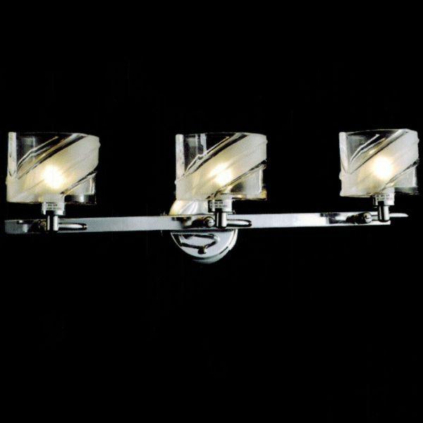 Rectangular Modern Vanity Light