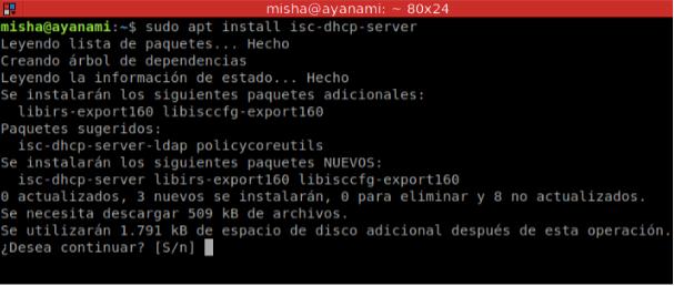 Imagen 0 en Cómo habilitar y configurar un Servidor DHCP