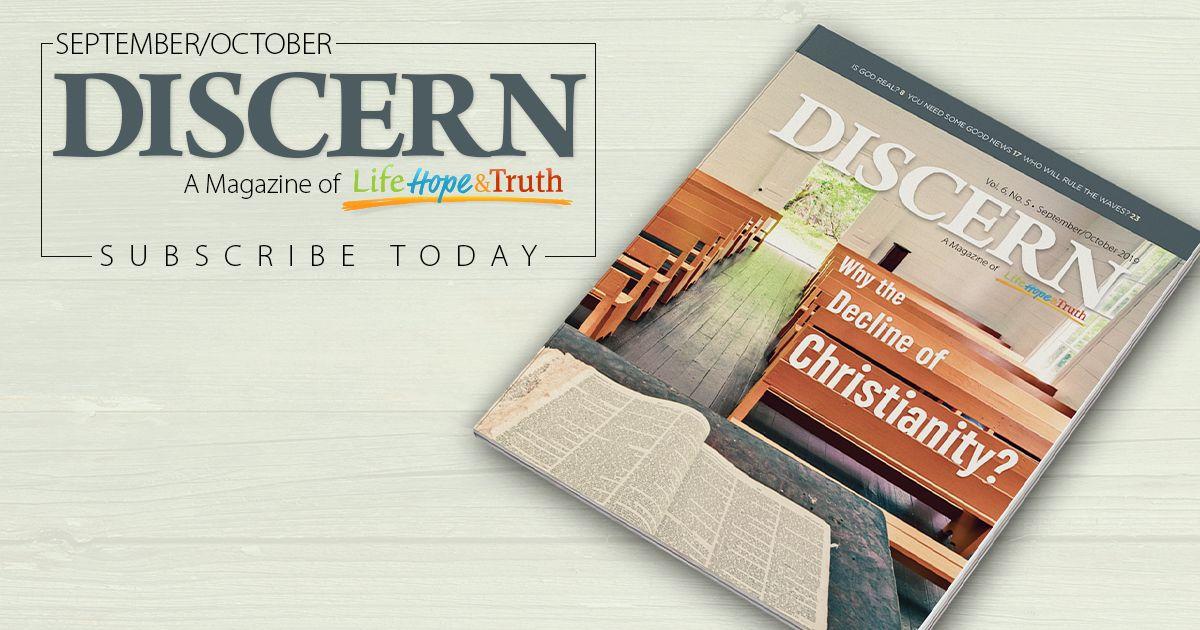 discern life hope truth